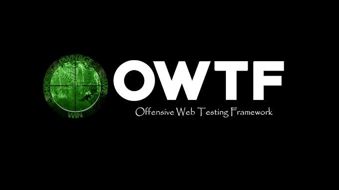 OWTF - Offensive Web Testing Framework