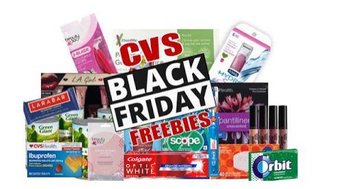 cvs couponers black friday freebies