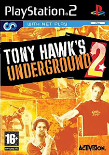 Cheat TONY HAWK'S UNDERGROUND 2 PS2