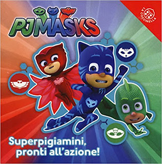Superpigiamini, Pronti All'Azione! Pj Masks. Ediz. A Colori PDF