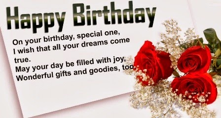 Birthday SMS in Hindi in Marathi In English for Friend in ...