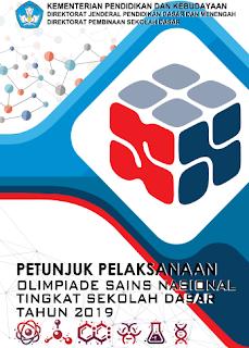 Download Kunci Jawaban Latihan Soal OSN SD Tahun 2019