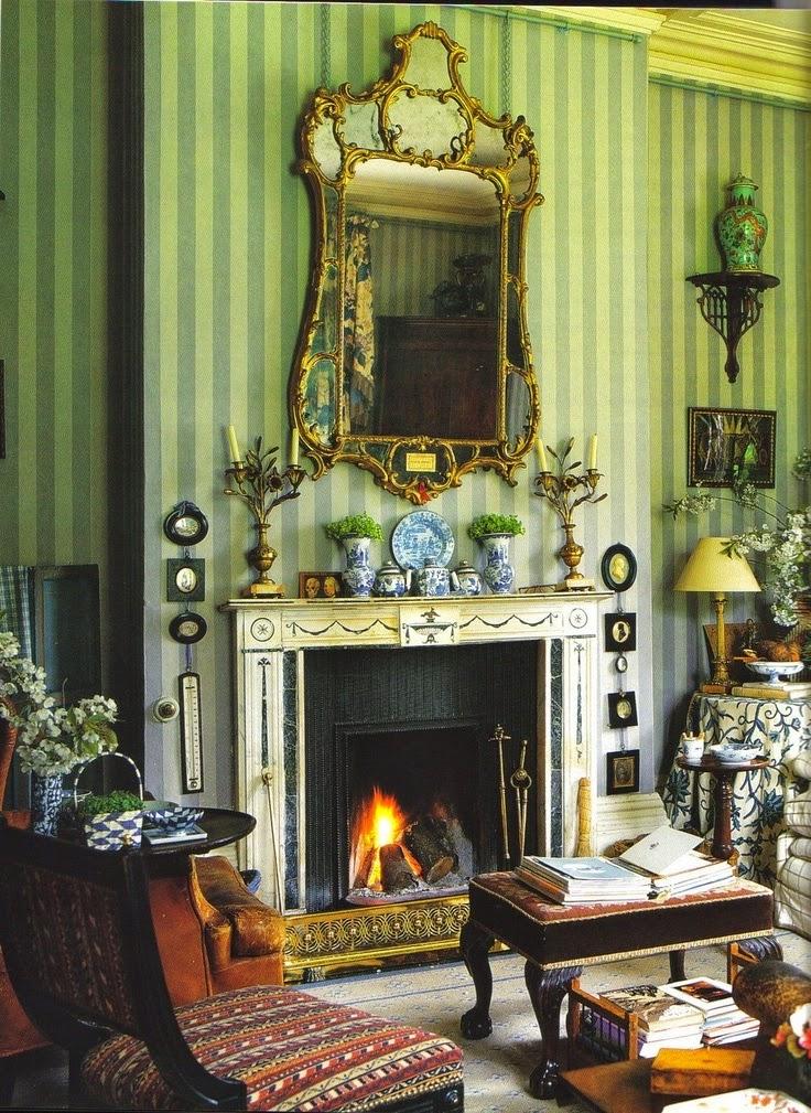 Nicolas De Pompadour The Green Room