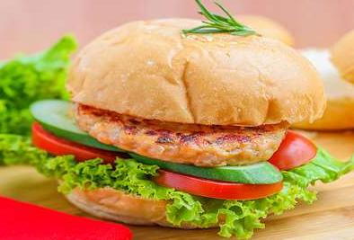Resep Burger Ayam Tahu