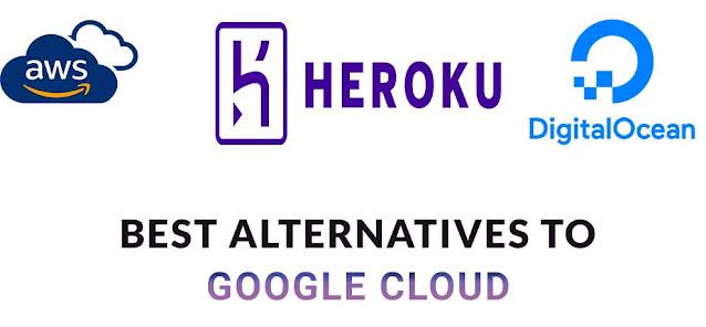 Top 10 Alternatives & Competitors to Google Cloud