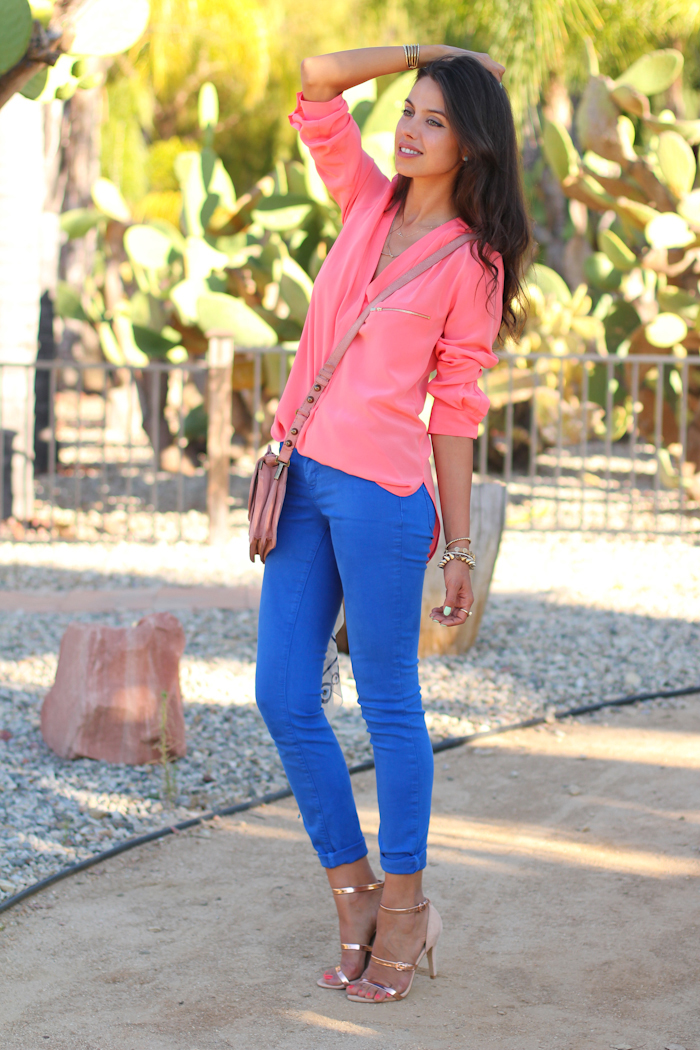 Vivaluxury Fashion Blog By Annabelle Fleur Cobalt Crush