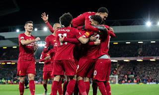 El Liverpool toca el cielo de la Premier League 30 años después