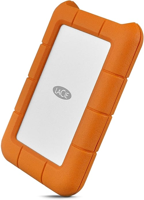 LaCie Rugged Secure 2TB External Hard Drive Review