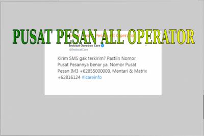 Pusat Pesan All Operator