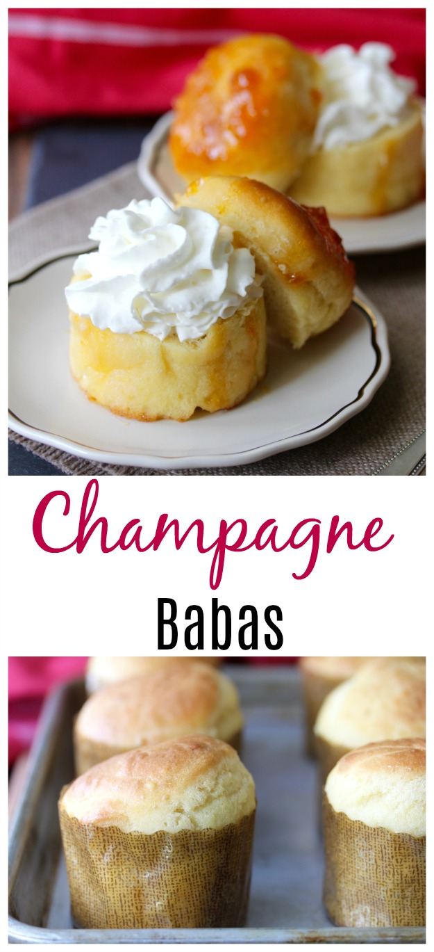 Champagne Babas