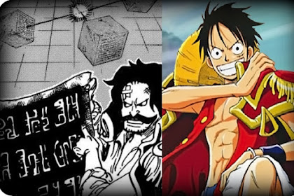 Spoiler Prediksi One Piece Chapter 967 : Akhir Petualangan Oden & Misteri Pulau Raftel