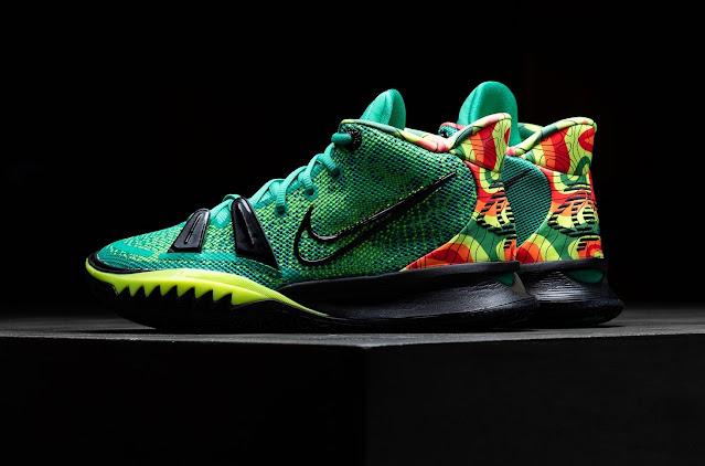 Nike Kyrie 7 Wheatherman