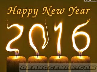 30 Kata-Kata Ucapan Selamat Tahun Baru 2016 dan Kata Mutiara Bahasa Indonesia