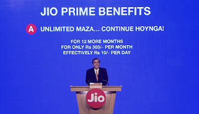 Jio prime membership benefits