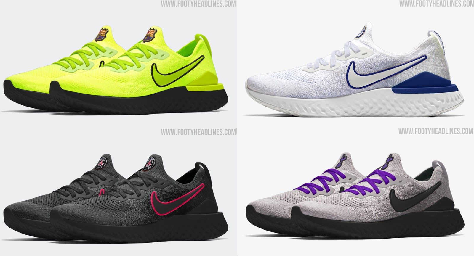 e32206f007c Do you like the Nike Epic React Flyknit 2 Shoes for FC Barcelona