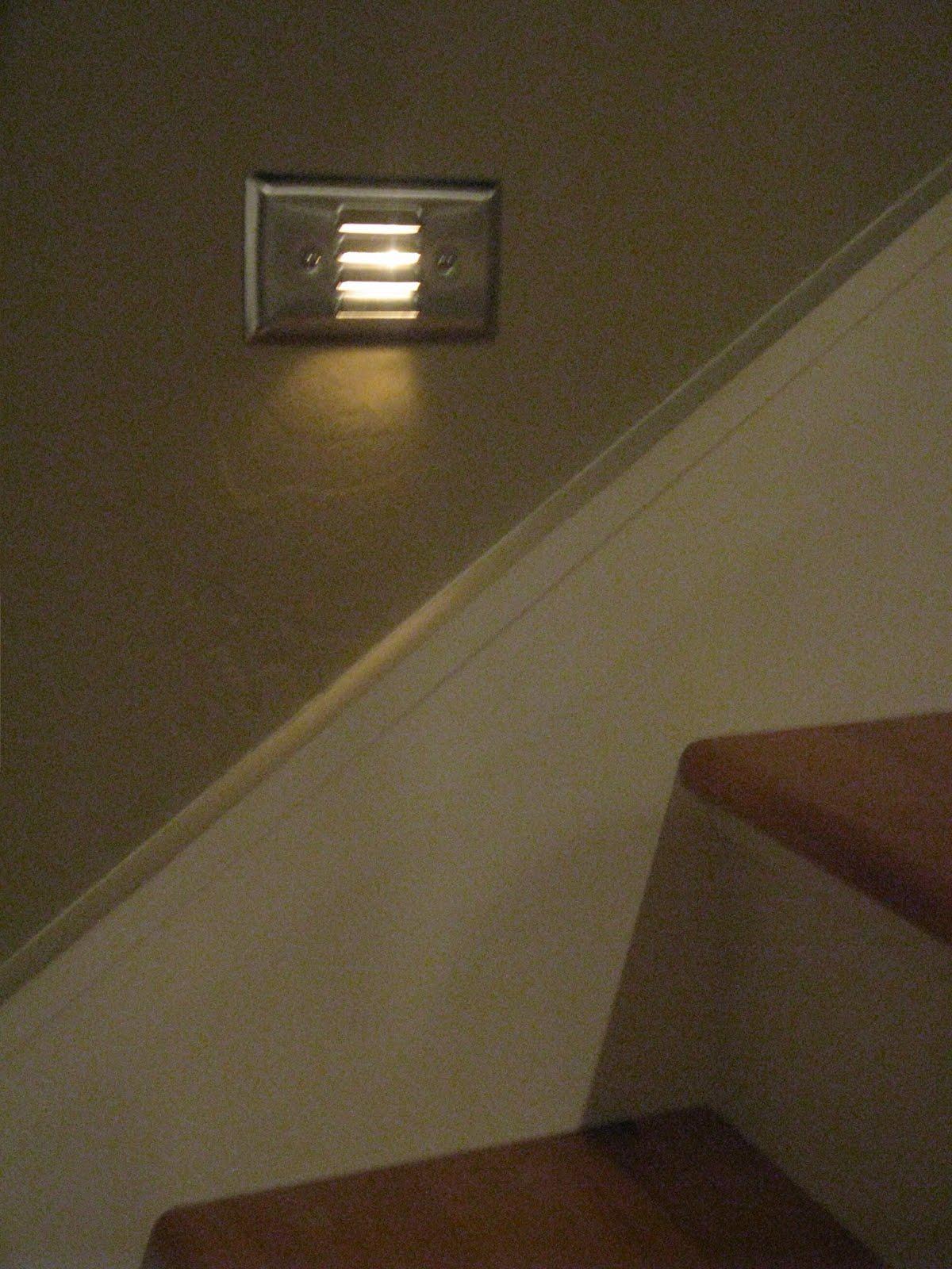 Basement Stairwell Lighting: Light The Night