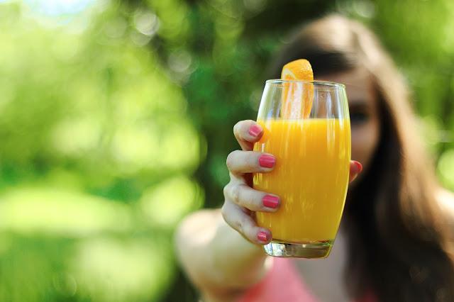 przepis na zdrowy napoj izotoniczny