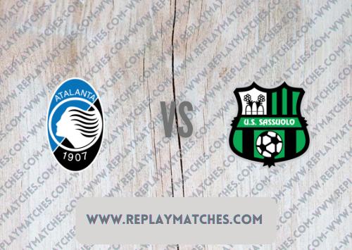 Atalanta vs Sassuolo Highlights 21 September 2021