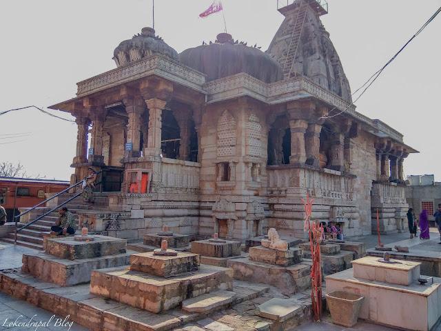 Kalika Mata Temple, Chittorgarh