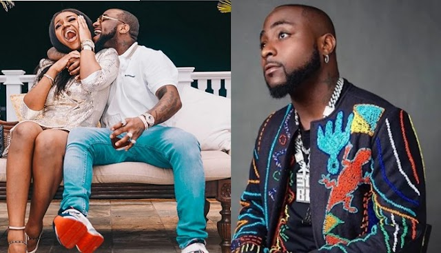 Davido's fiancée, Chioma allegedly pregnant with second child