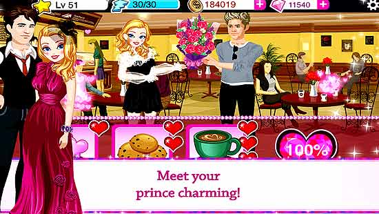 Star Girl Apk Mod Unlimited