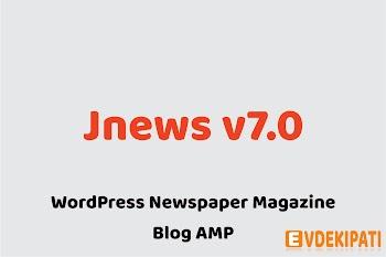 JNews v7.0 – WordPress Newspaper Magazine Blog AMP