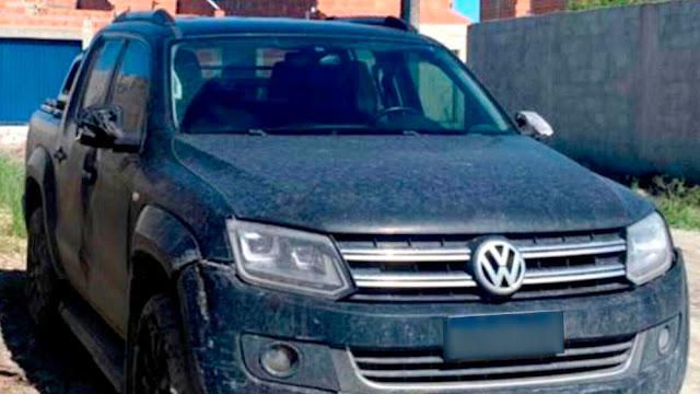 Carro de empresário assassinado na orla de Porto Seguro foi encontrado