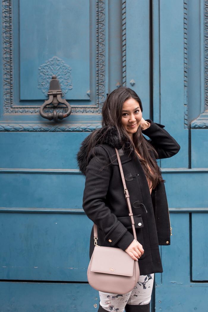 winter paris outfit
