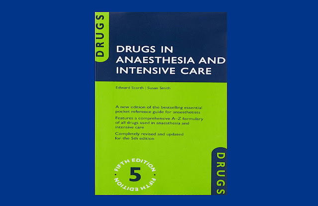 Download Drugs in Anaesthesia and Intensive Care 5th edition PDF for free