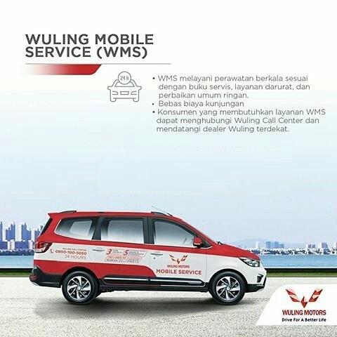 Event Promosi Wuling Jakarta Akhir Tahun
