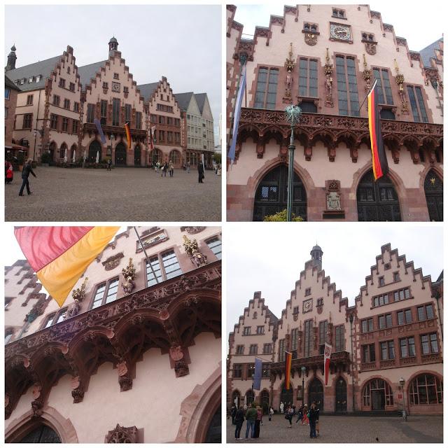 Römer- Frankfurt
