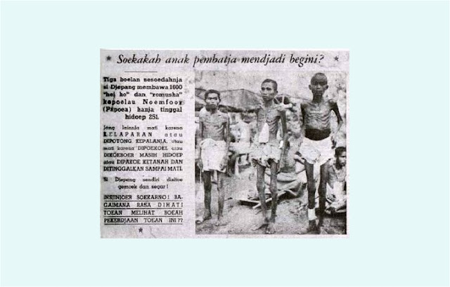 Pakaian Masyarakat di masa penjajahan Jepang