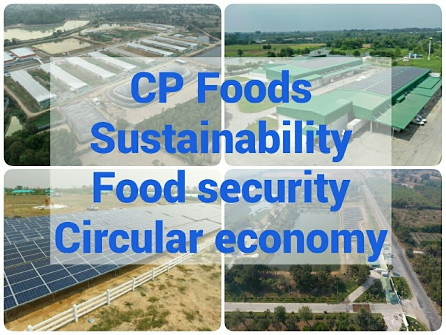 CP Foods pursues sustainability through food security and circular economy