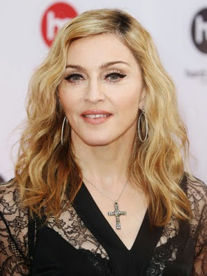 Madonna beats Jesus and Pope as most influential