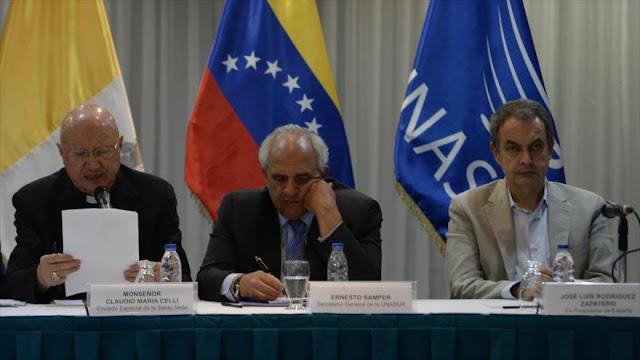 Venezuela insta a la oposición que cese su campaña de odio