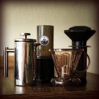 Métodos de Preparo de Café: Modulo 1