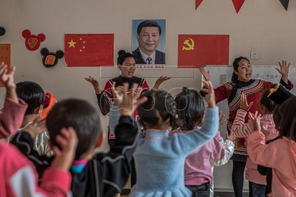Pemikiran Xi Jinping Masuk Kurikulum China, Anak WNI di Sana Wajib Mempelajarinya?