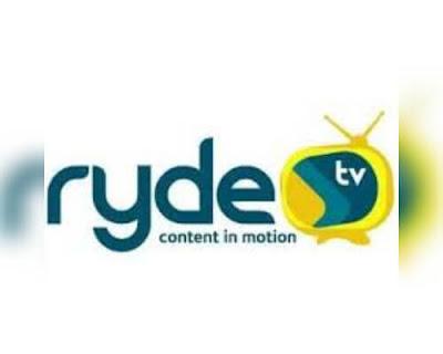 RydeTv photo logo