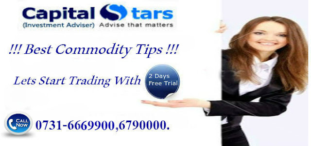 Commodity Intraday Tips,