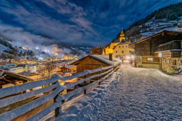 Top 10 Countries to Go for Winter Vacation | Tourinblog