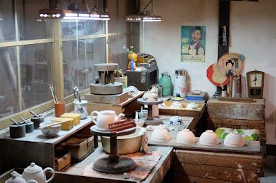 愛知県瀬戸市のやきもの博物館 瀬戸蔵ミュージアム 陶房(モロ)