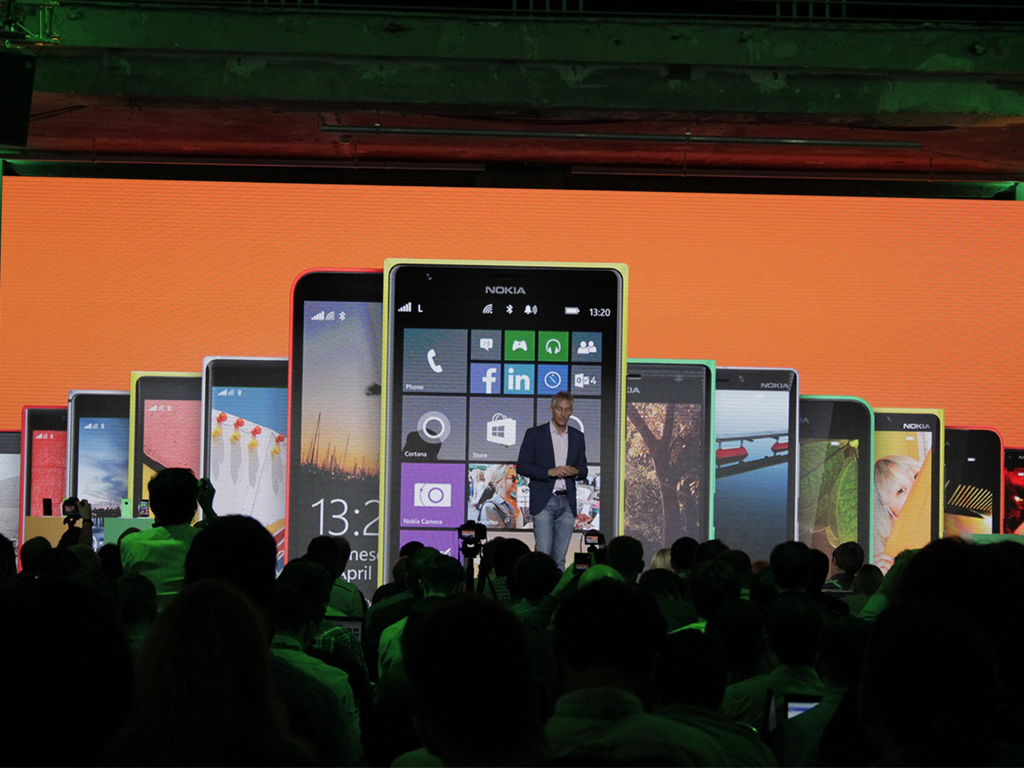 "Microsoft launched Lumia 830, 'The Affordable Flagship"" at the IFA 2014 Event"