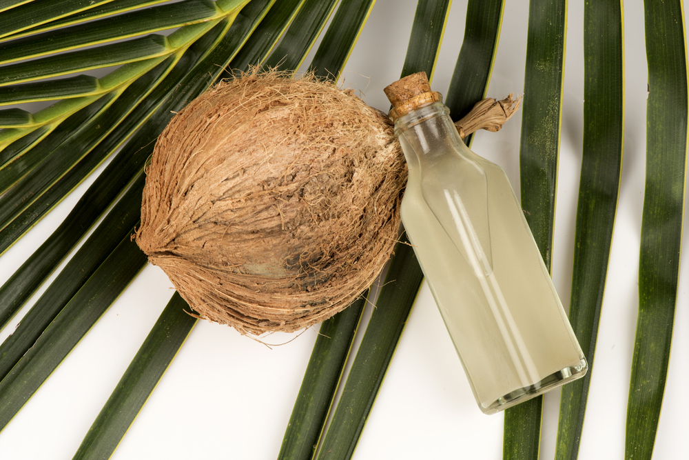 Natural and Pure Oil