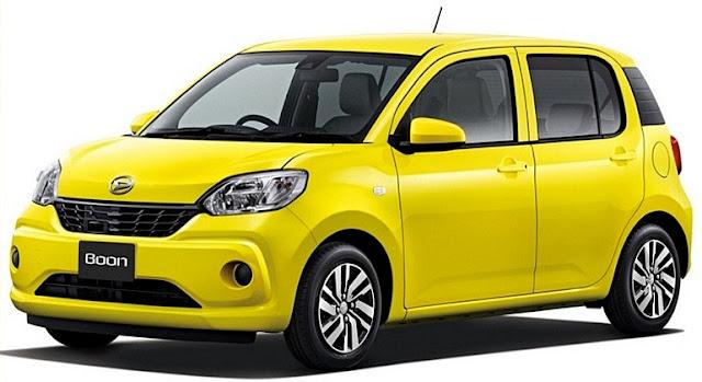 Daihatsu Boon - Kereta Perodua Myvi Baru 2017 (Generasi ke-3)