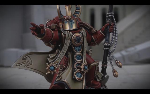 La Herejía de Horus: Prospero en Llamas
