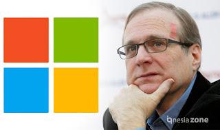 Paul Allen - Pendiri Microsoft