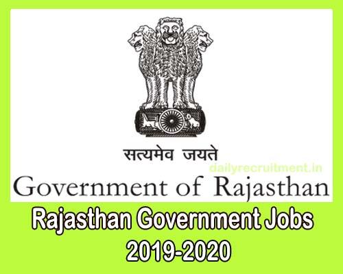 Govt Jobs Rajasthan Logo