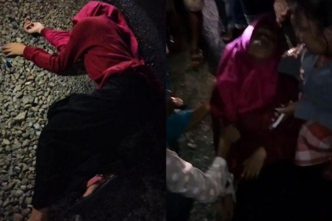 Heboh, Remaja Perempuan di Bone Ditemukan Tergeletak Tak Sadarkan Diri di Pinggir Jalan