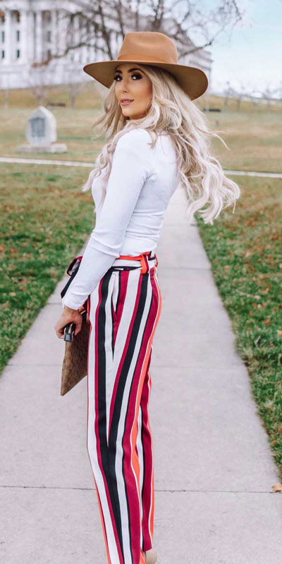 21 Fabulous Fall Outfit Ideas to Start Fall with Style. From work to brunch to date-night, you'll be falling for these ideas that will suit your every need. Women's Style + Fashion via higiggle.com #fall #winter #outfits