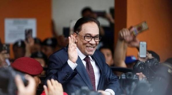 Anwar Ibrahim sah Presiden baharu PKR